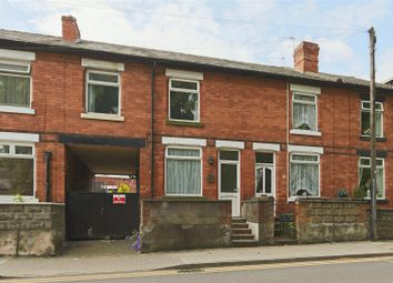 Thumbnail 2 bed terraced house to rent in West Street, Hucknall, Nottinghamshire