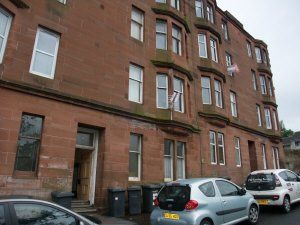 Thumbnail 1 bed flat to rent in Hill Street, Inverkeithing