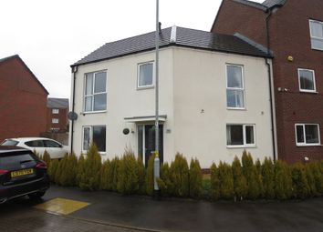 Thumbnail 3 bed semi-detached house for sale in Comet Avenue, Newcastle, Staffordshire