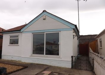 Thumbnail 2 bed detached bungalow to rent in Clwyd Gardens, Kinmel Bay, Rhyl