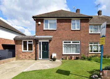 Thumbnail 3 bed semi-detached house for sale in Sheppey Road, Maidstone, Kent