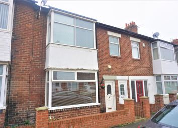 Thumbnail 2 bed flat for sale in Cranford Street, South Shields