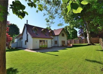 Thumbnail 5 bed detached house for sale in Blythwood Gardens, Stansted