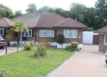 Thumbnail 2 bed semi-detached bungalow for sale in Whitegate Gardens, Harrow Weald, Harrow