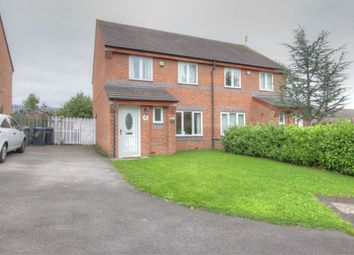 Alpine Court, Chester Le Street DH2. 3 bed semi-detached house