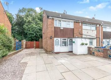Thumbnail 3 bed end terrace house for sale in Berkshire Close, West Bromwich, West Midlands