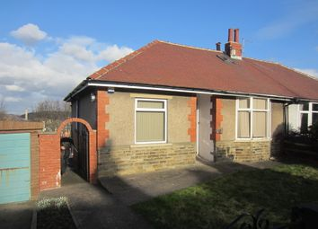 Thumbnail 4 bedroom semi-detached bungalow to rent in Orchard Terrace, Huddersfield