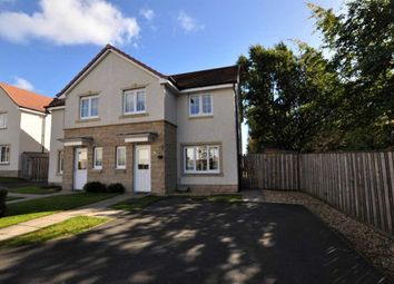 Thumbnail 3 bed semi-detached house for sale in 31 Brodie Avenue, Alloa, 2Fe, UK