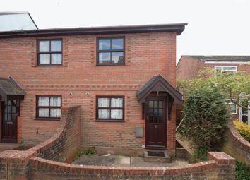 Thumbnail 2 bed semi-detached house for sale in Victoria Road, Chichester