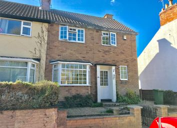 Thumbnail 3 bed end terrace house to rent in Sycamore Street, Blaby, Leicester