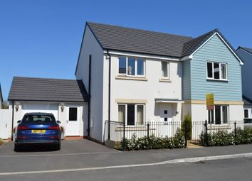 Thumbnail 5 bed property for sale in Cobham Parade, Haywood Village, Weston-Super-Mare