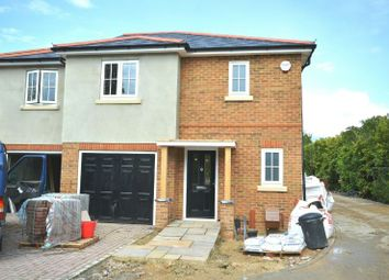 Thumbnail 3 bed semi-detached house for sale in Chessington Road, Ewell, Epsom