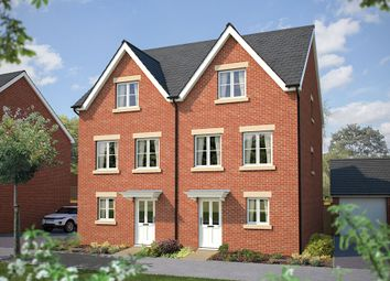 "Thumbnail 3 bed semi-detached house for sale in ""The Winchcombe"" at Winchester Road, Hampshire, Botley"