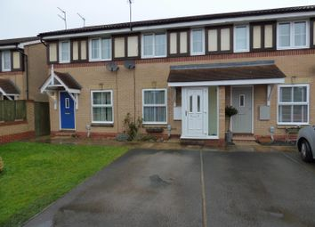 Thumbnail 2 bed terraced house to rent in Tattersall Drive, Beverley