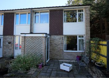Thumbnail 3 bed end terrace house for sale in Maple Close, Blackwater