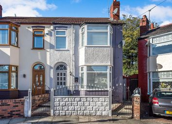 Thumbnail 3 bed semi-detached house for sale in Desborough Crescent, Liverpool