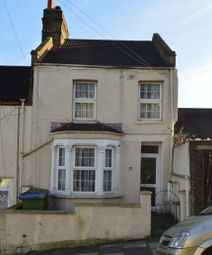 Thumbnail 3 bed maisonette for sale in Parkdale Road, Plumstead, London