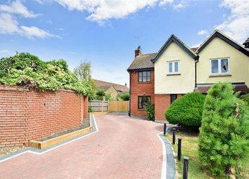 Thumbnail 4 bed detached house for sale in Peel Place, Clayhall, Ilford, Essex