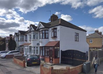 Thumbnail 3 bed end terrace house to rent in St Thomas Gardens, Ilford Essex