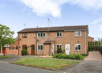 Thumbnail 3 bed terraced house for sale in Fairway Road, Shepshed, Loughborough, Leicestershire