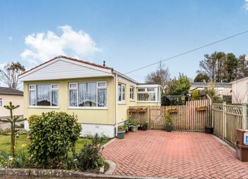 Thumbnail 3 bedroom bungalow for sale in Southbourne Close, Gainsborough Park, Foxhole, St. Austell