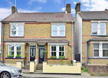 Thumbnail 3 bed semi-detached house for sale in Capstone Road, Chatham, Kent