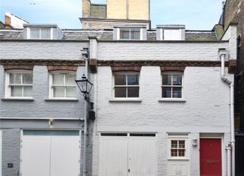 Thumbnail 2 bed mews house for sale in Kenrick Place, Marylebone, London