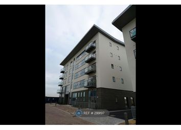 Thumbnail 1 bed flat to rent in Ingress Park, Greenhithe