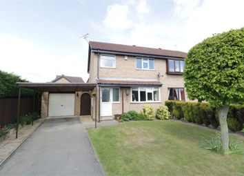 Thumbnail 3 bed semi-detached house for sale in Wood Lane, Bramley, Rotherham, South Yorkshire