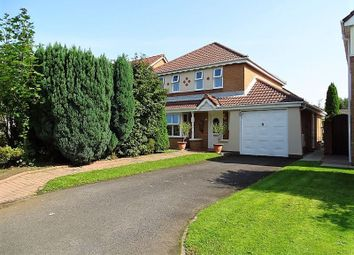 Thumbnail 4 bed detached house for sale in Meadows Reach, Penwortham, Preston