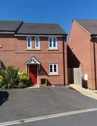 Thumbnail 3 bed semi-detached house for sale in Old School Lane, Nottingham