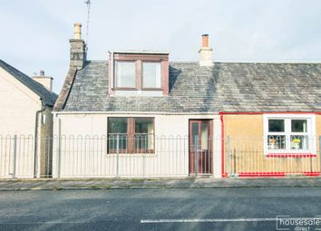 1 bed end terrace house for sale in Castle Douglas Road, Crocketford, Dumfries DG2