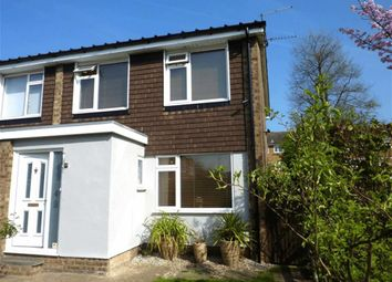 Thumbnail 3 bed end terrace house to rent in Beechfield, Hoddesdon