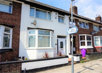 Thumbnail 3 bed terraced house for sale in Marlborough Road, Liverpool