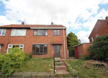 Thumbnail 3 bed semi-detached house for sale in Norwich Gardens, Willington, Crook