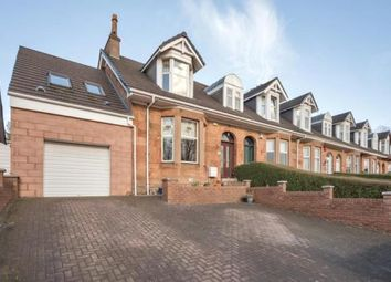 Thumbnail 4 bed end terrace house for sale in New Edinburgh Road, Uddingston, Glasgow, North Lanarkshire