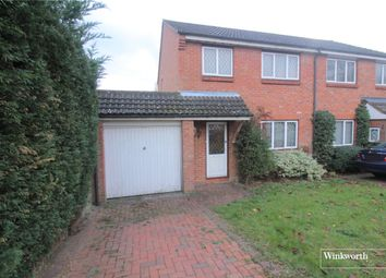 Thumbnail 3 bedroom semi-detached house for sale in Pinewood Close, Borehamwood, Hertfordshire