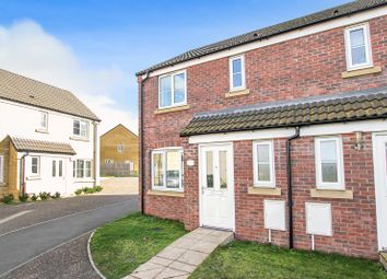 Thumbnail 3 bed semi-detached house for sale in Hunton Road, Oulton, Lowestoft