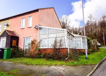 Thumbnail 2 bed end terrace house for sale in Coneyburrow Gardens, St. Leonards-On-Sea, East Sussex