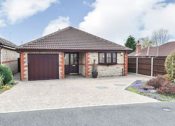 Thumbnail 2 bedroom detached bungalow for sale in Harewood Close, Belper
