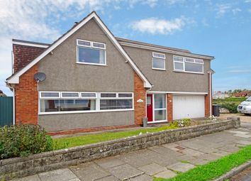 Thumbnail 4 bed detached house for sale in Long Acre Drive, Nottage, Porthcawl