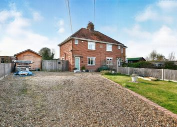 Thumbnail 3 bed property for sale in The Street, Marham, King's Lynn