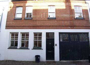 Thumbnail 4 bed flat to rent in Belsize Court Garages, London, London
