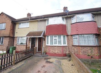 Thumbnail 2 bed terraced house for sale in Holbeach Gardens, Sidcup, Kent