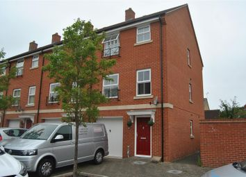 Thumbnail 4 bed end terrace house for sale in Melstock Road, Taw Hill, Swindon