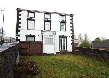 Thumbnail 4 bed end terrace house for sale in Morgan Street, Tredegar