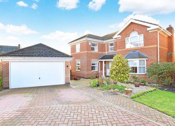 4 bed detached house for sale in Brinklow Way, Harrogate HG2