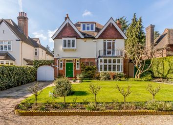 Thumbnail 4 bed detached house for sale in Renfrew Road, Coombe, Kingston Upon Thames