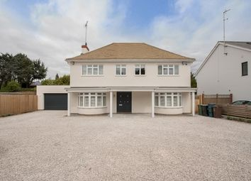 Thumbnail 4 bed detached house to rent in Fairway Close, Harpenden