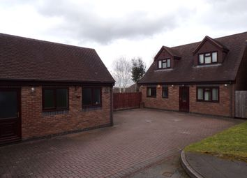 Thumbnail 3 bed detached house to rent in Ravenswood Hill, Coleshill, Birmingham